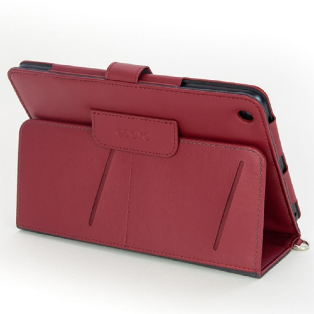 Чехол для планшета ODOYO IPAD MINI /GENUINE LEATHER FOLIO Red (PA529RD) изображение 4
