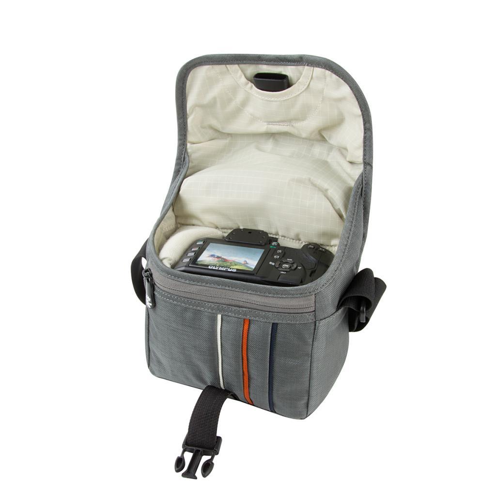 Фото-сумка Crumpler Jackpack 1500 (dk. mouse grey/off white) (JP1500-004) изображение 2