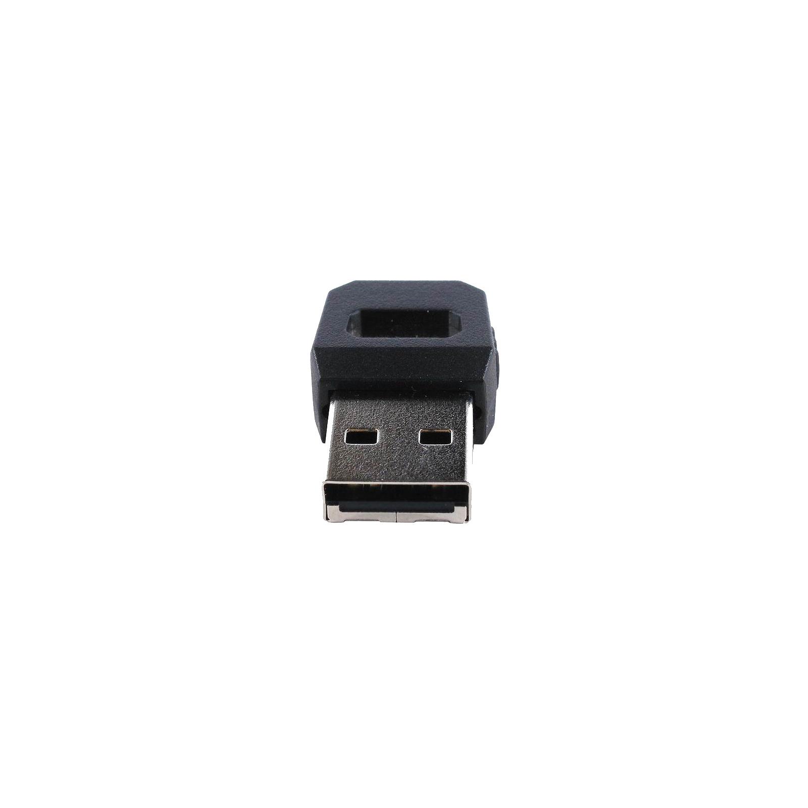 USB флеш накопитель 8GB AH134 Black RP USB2.0 Apacer (AP8GAH134B-1) изображение 6