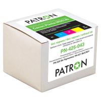 Комплект перезаправляемых картриджей PATRON CANON MG5140//5240/5340 (5шт)без чрн (CIR-PN-CPGI425C-043)