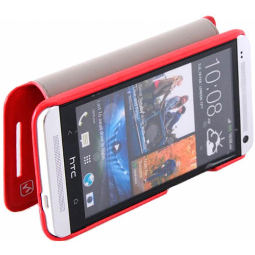 Чехол для моб. телефона HOCO для HTC ONE /Crystal (HT-L007 Red) изображение 2