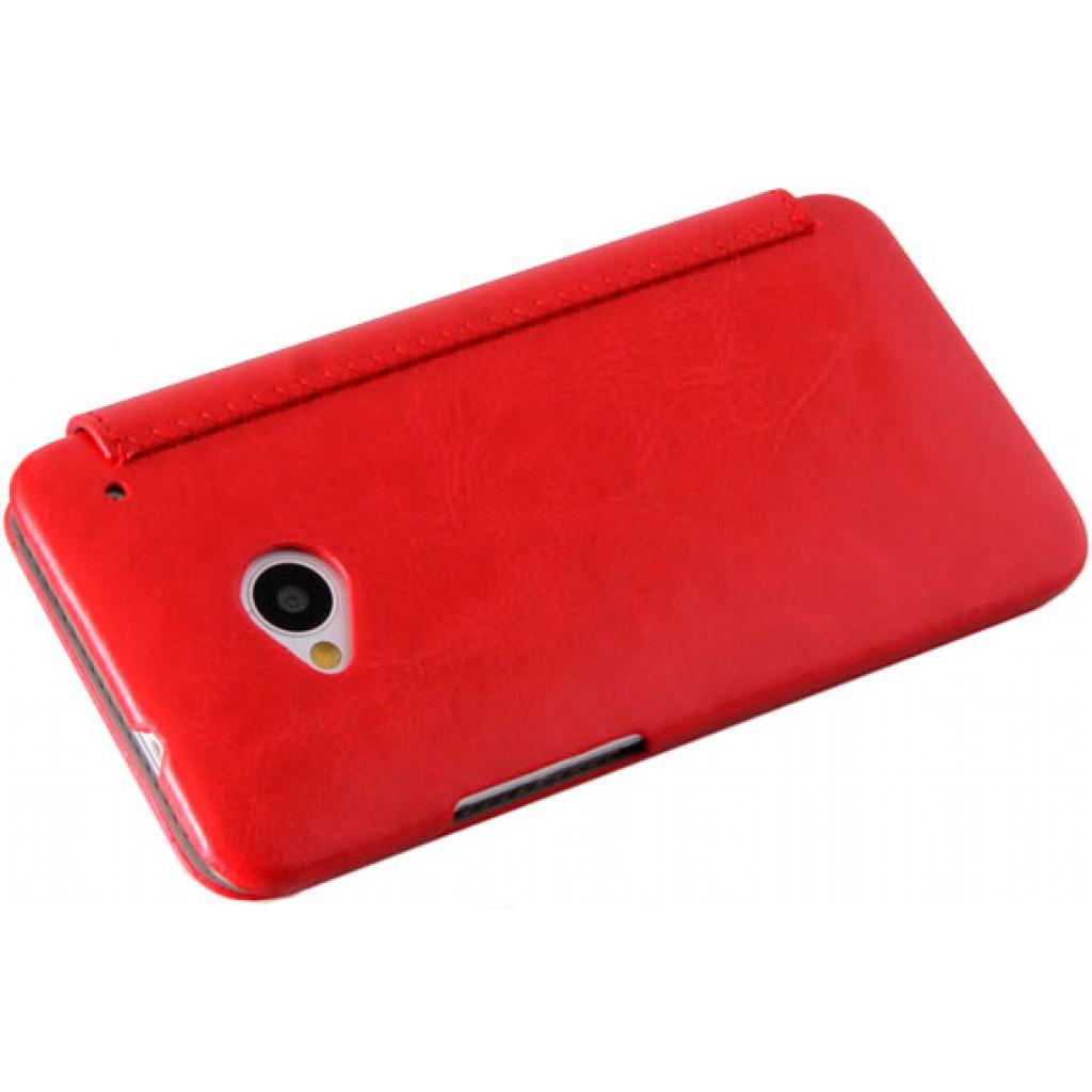Чехол для моб. телефона HOCO для HTC ONE /Crystal (HT-L007 Red) изображение 3