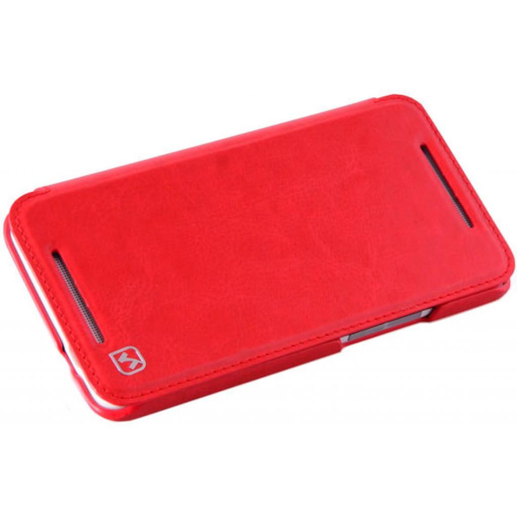 Чехол для моб. телефона HOCO для HTC ONE /Crystal (HT-L007 Red)