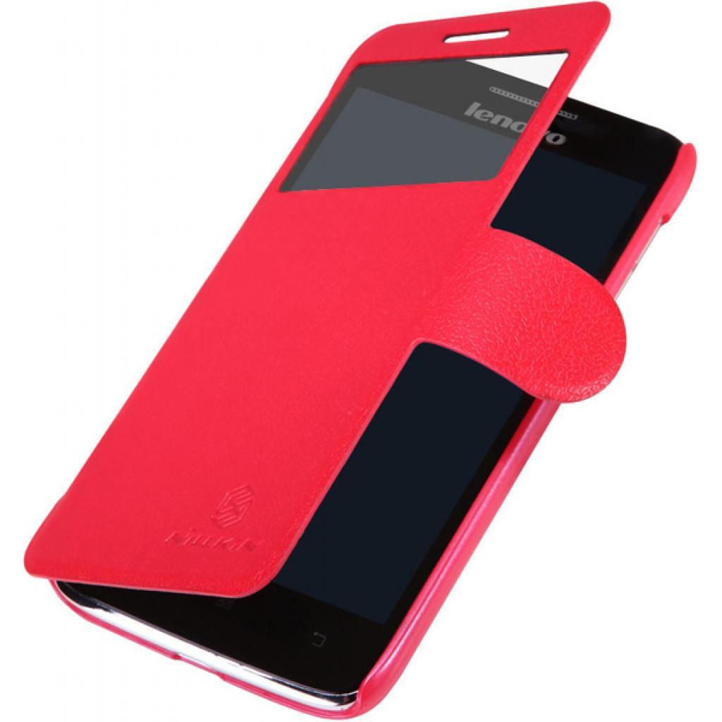 Чехол для моб. телефона NILLKIN для Lenovo S650 /Fresh/ Leather (6119841) изображение 3