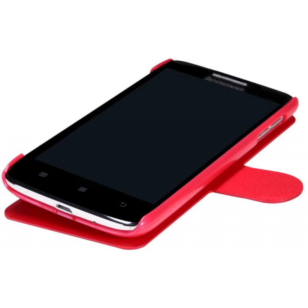 Чехол для моб. телефона NILLKIN для Lenovo S650 /Fresh/ Leather (6119841) изображение 4