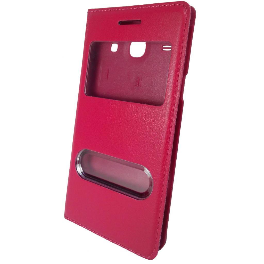 Чехол для моб. телефона GLOBAL для Samsung i8260/i8262 Galaxy Core (красный) (1283126458842) изображение 2