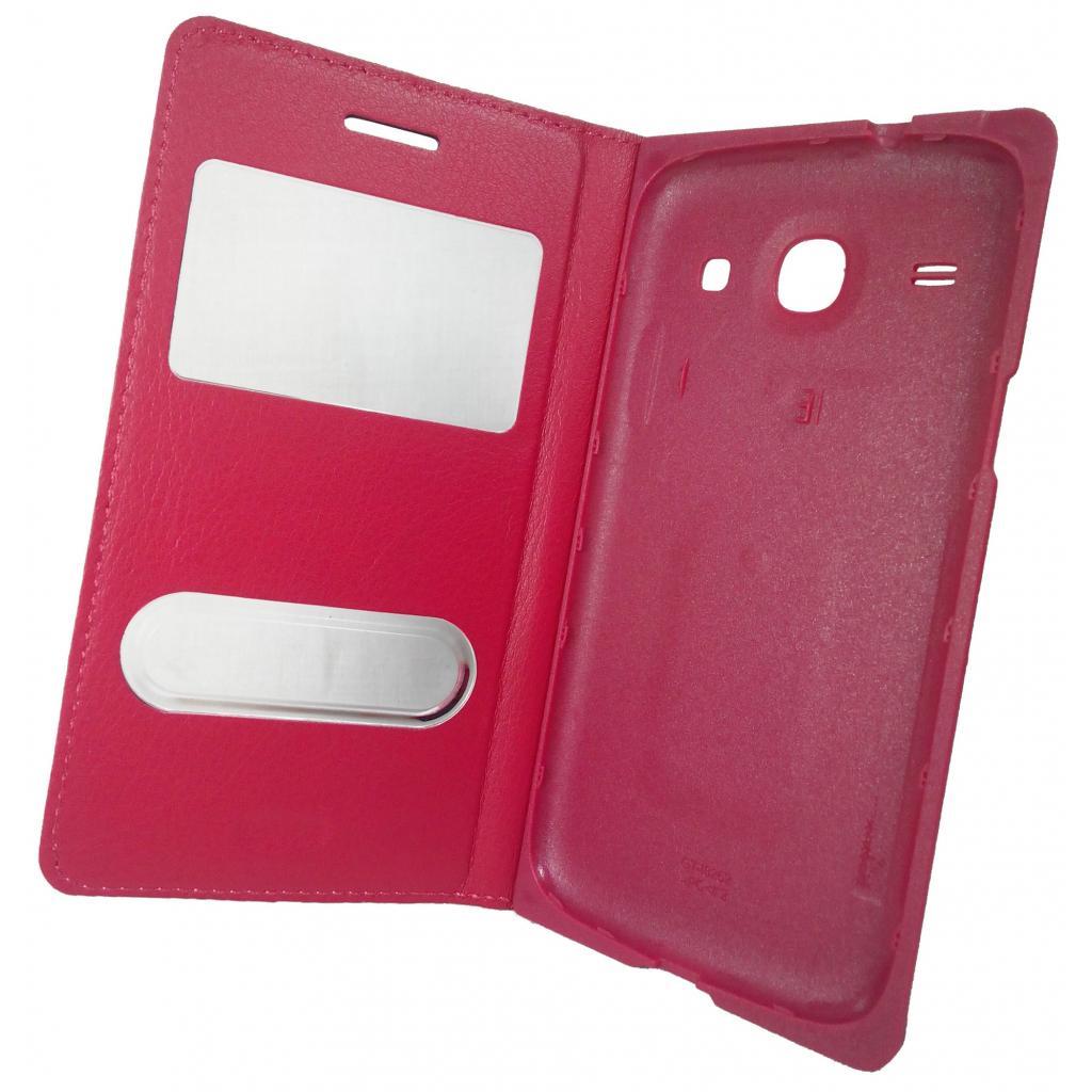 Чехол для моб. телефона GLOBAL для Samsung i8260/i8262 Galaxy Core (красный) (1283126458842)