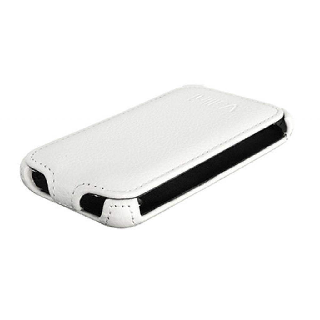 Чехол для моб. телефона Vellini для Samsung Galaxy Ace 4 G313 White /Lux-flip/ (218631) (218631) изображение 3