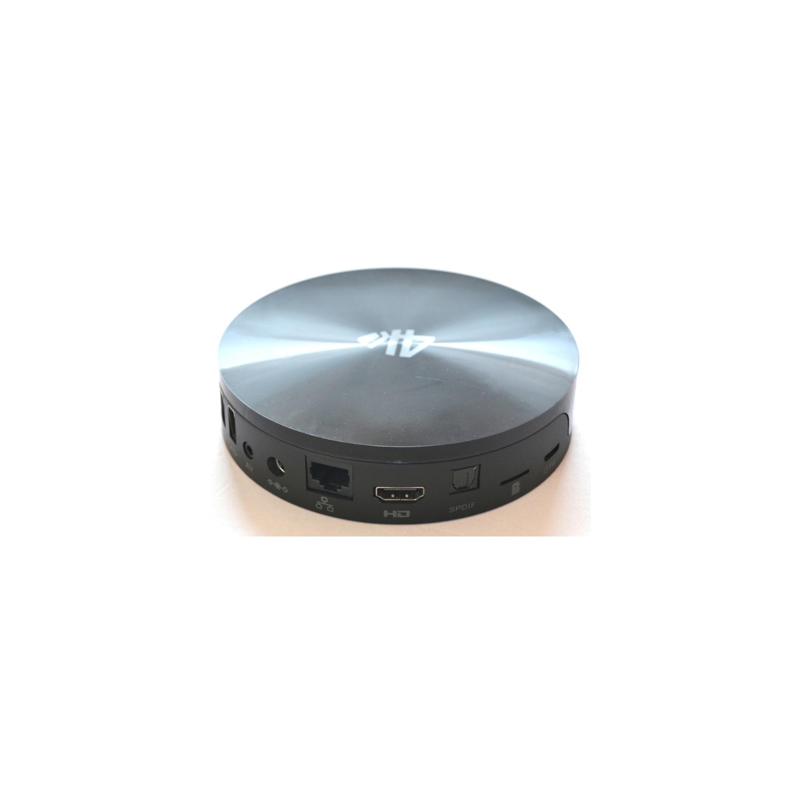 Медиаплеер Alfacore Smart TV Round изображение 5