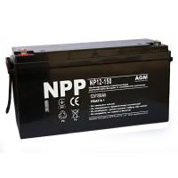 Батарея к ИБП NPP 12В 150 Ач (NP12-150)