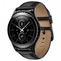 Смарт-часы Samsung SM-R732 (Gear S2 Classic) Blue Black (SM-R7320ZKASEK)