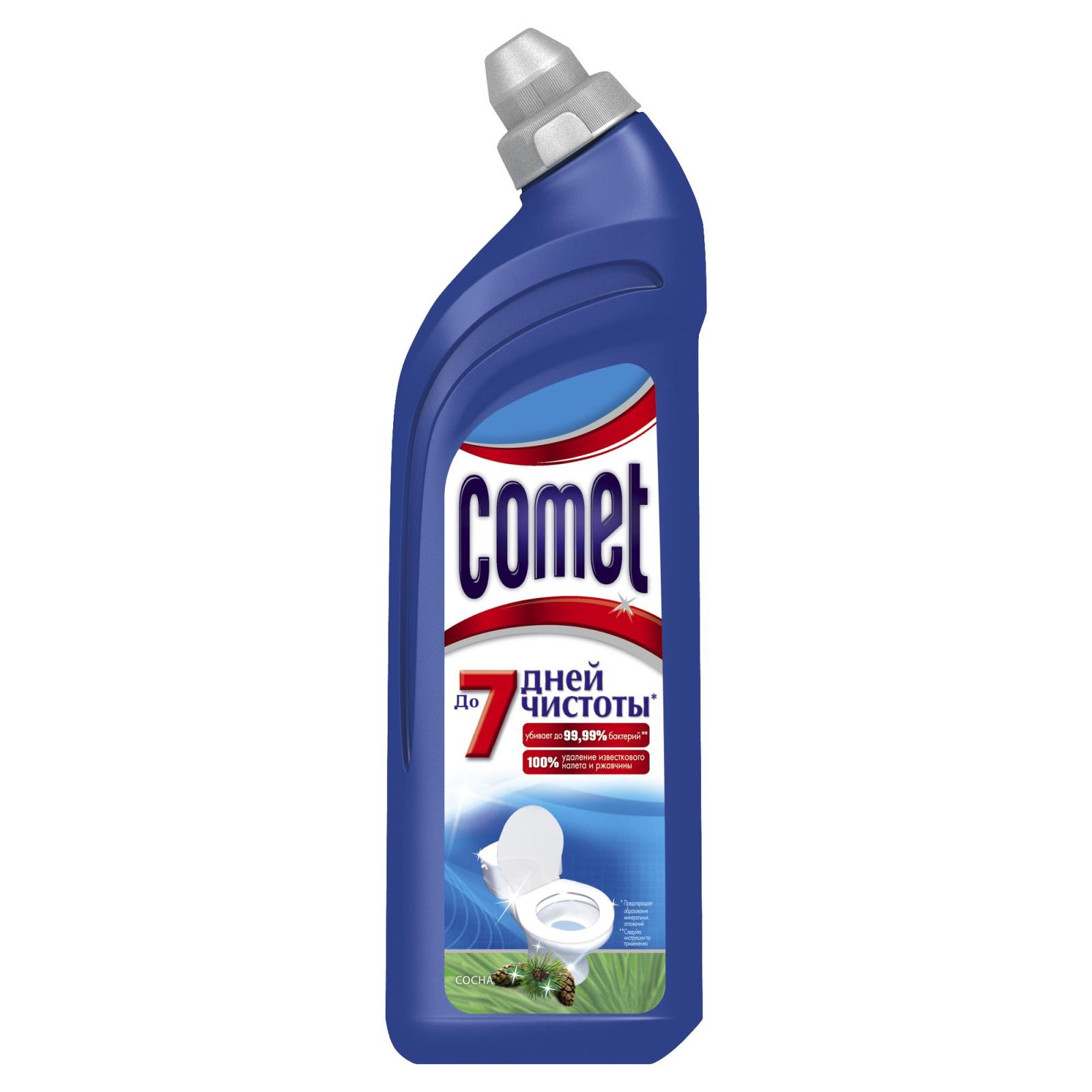 Чистящее средство Comet для туалета Сосна 750 мл (5413149499782)