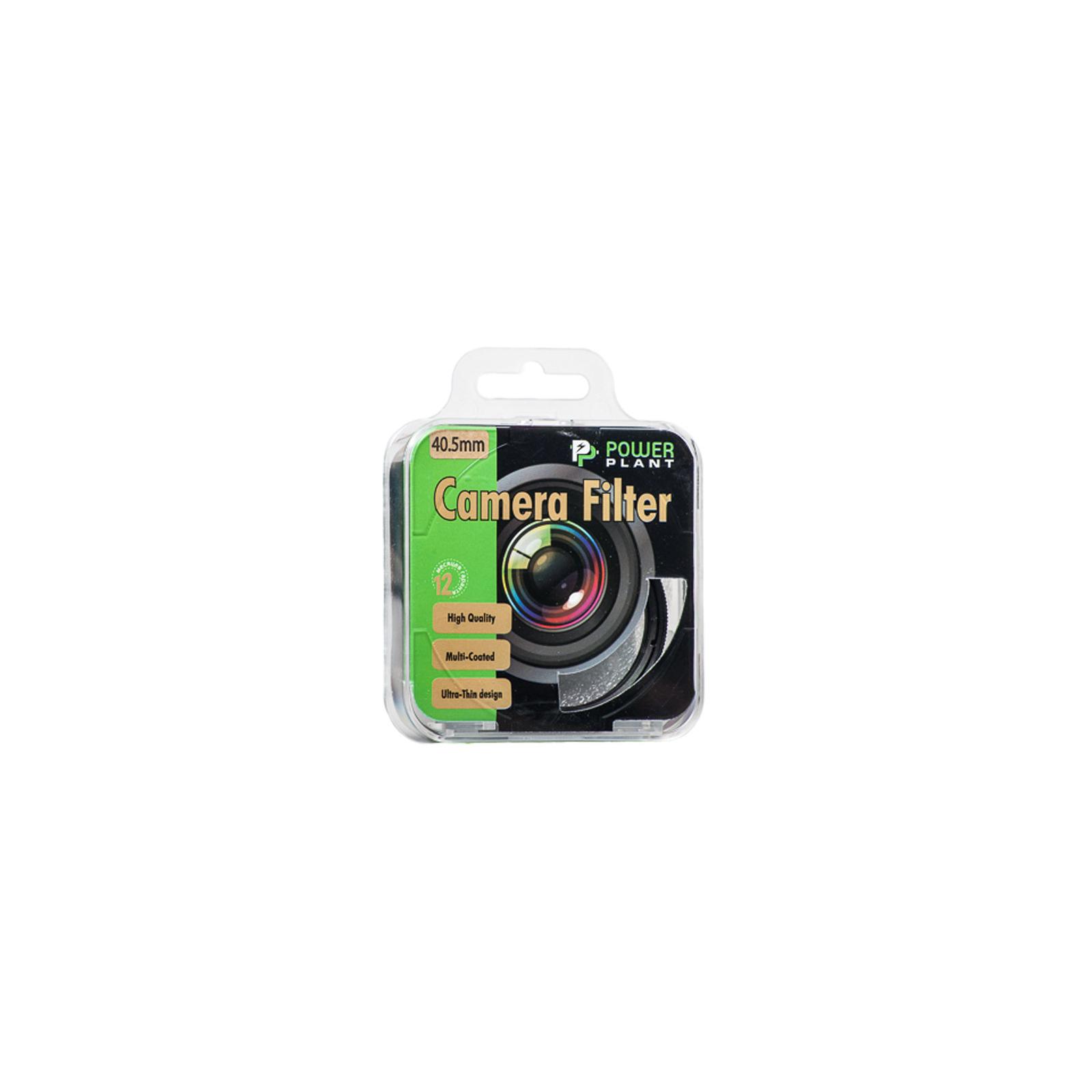 Светофильтр PowerPlant CPL 40.5 мм (CPLF405) изображение 2