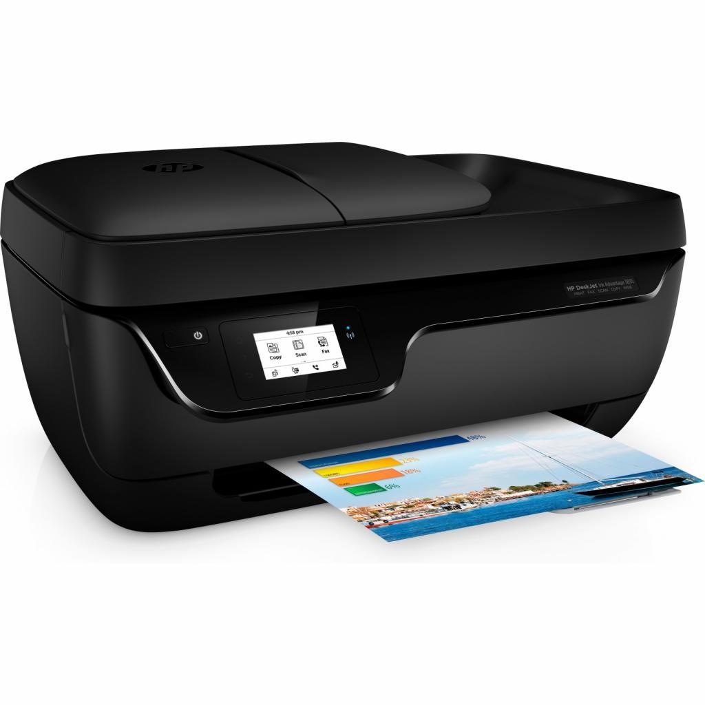 Многофункциональное устройство HP DeskJet Ink Advantage 3835 c Wi-Fi (F5R96C) изображение 3