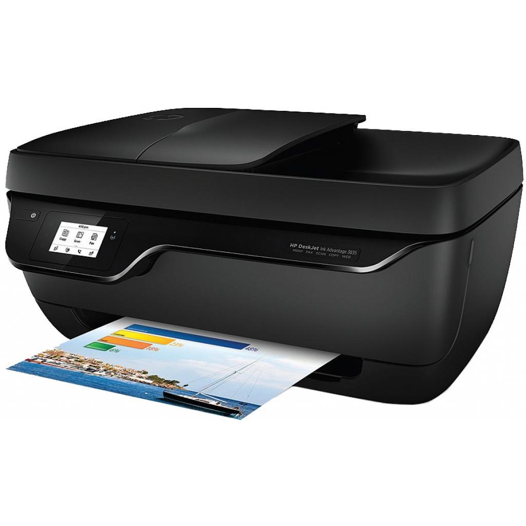Многофункциональное устройство HP DeskJet Ink Advantage 3835 c Wi-Fi (F5R96C)