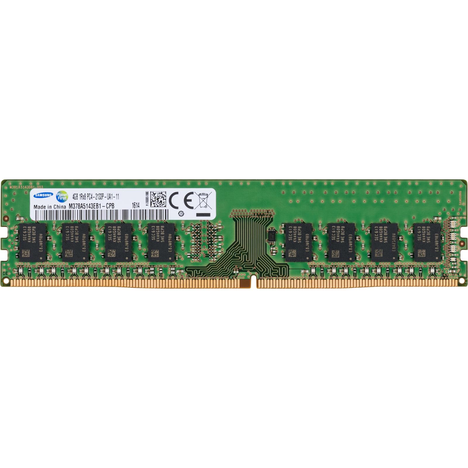 Модуль памяти для компьютера DDR4 4GB 2133 MHz Samsung (M378A5143EB1-CPB)