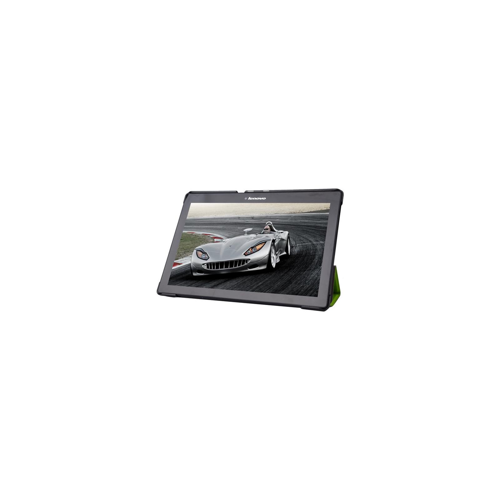 Чехол для планшета AirOn для Lenovo Tab 2 A10 green (4822352770013) изображение 3