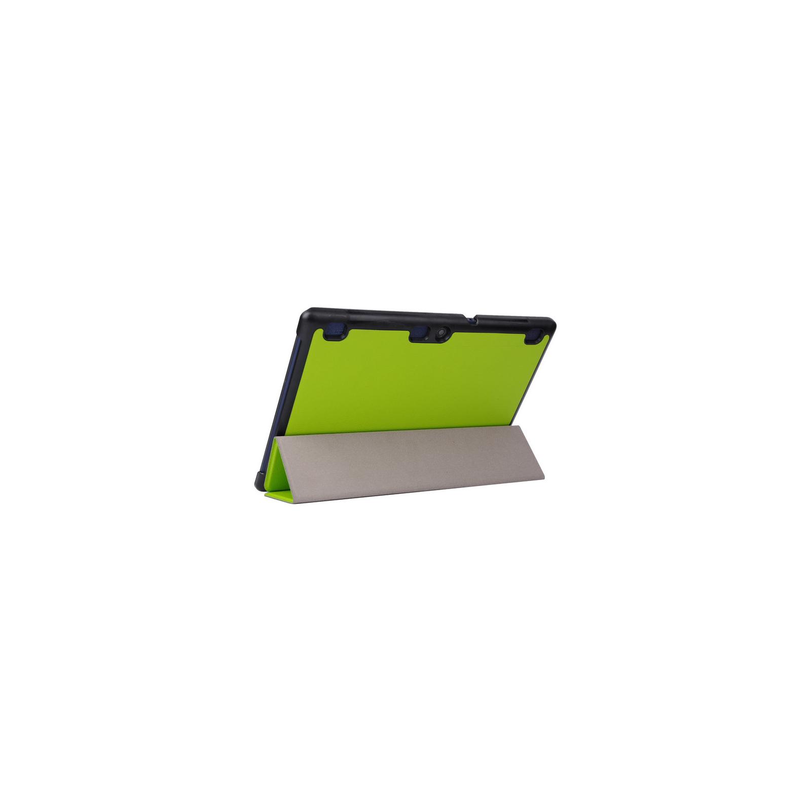 Чехол для планшета AirOn для Lenovo Tab 2 A10 green (4822352770013) изображение 5