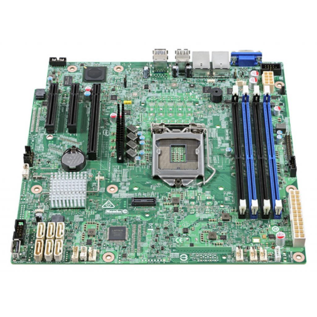 Серверная МП INTEL S1200BTLR (DBS1200SPS) изображение 2
