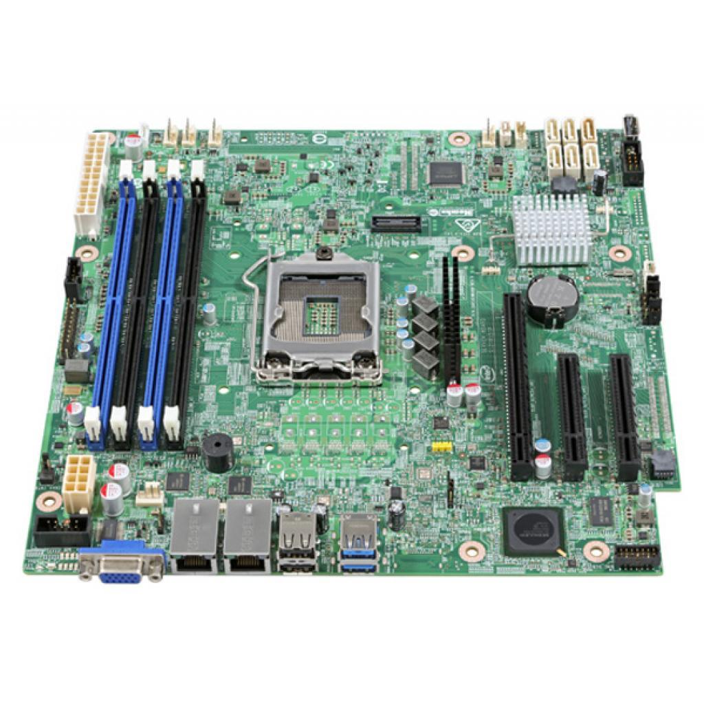 Серверная МП INTEL S1200BTLR (DBS1200SPS) изображение 3