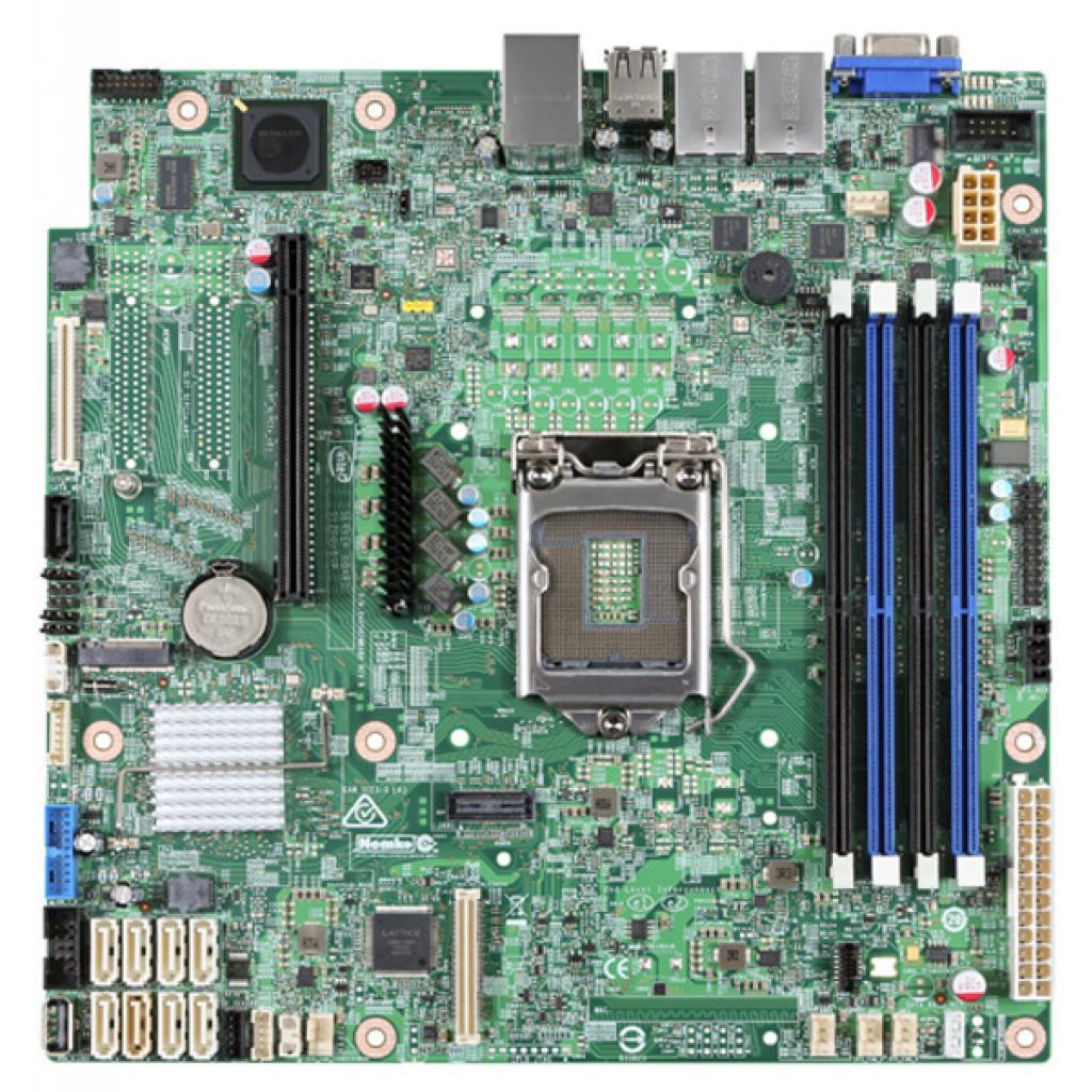 Серверная МП INTEL S1200BTLR (DBS1200SPS)