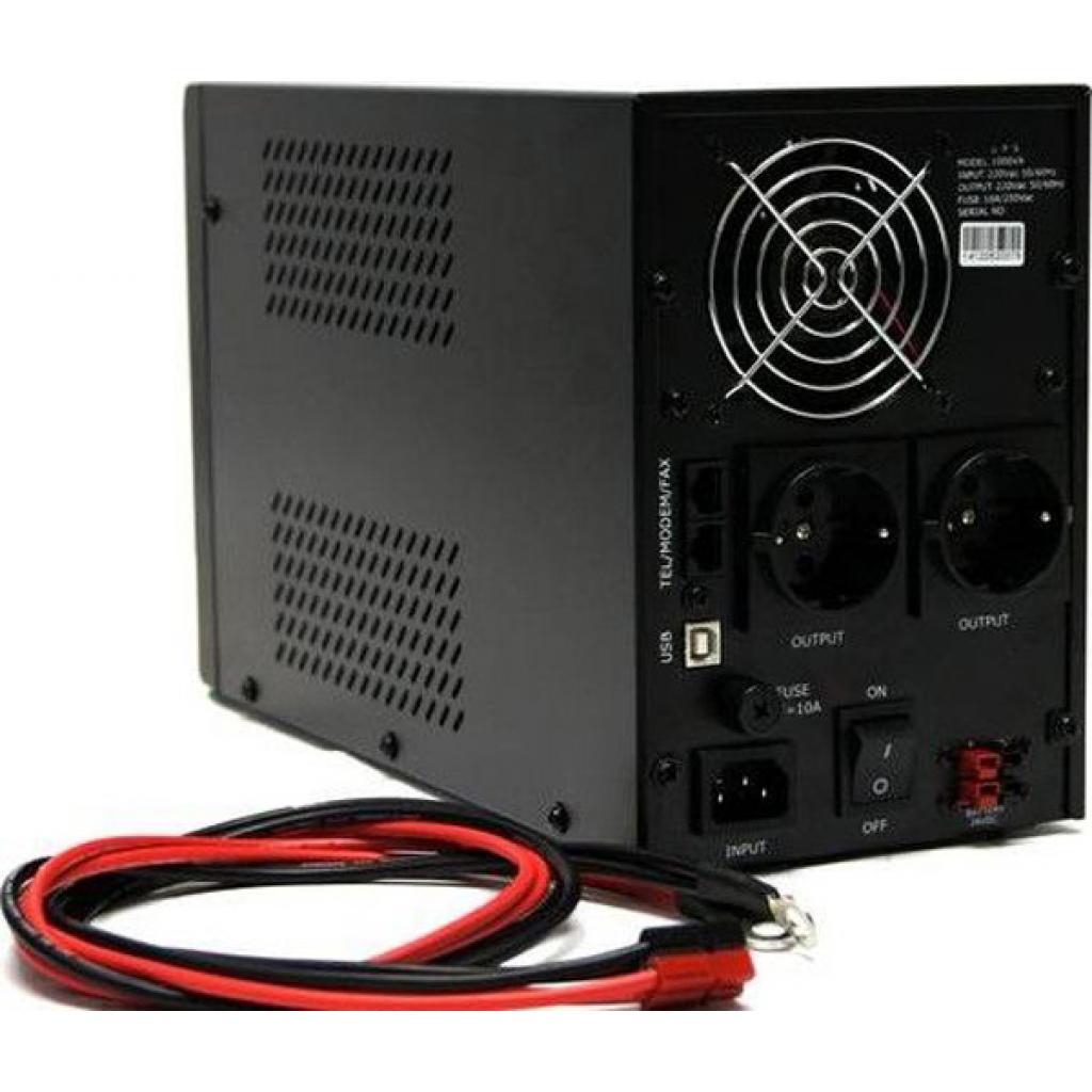 Источник бесперебойного питания PrologiX Professional 1000 XLB USB (Professional 1000 XLB) изображение 2