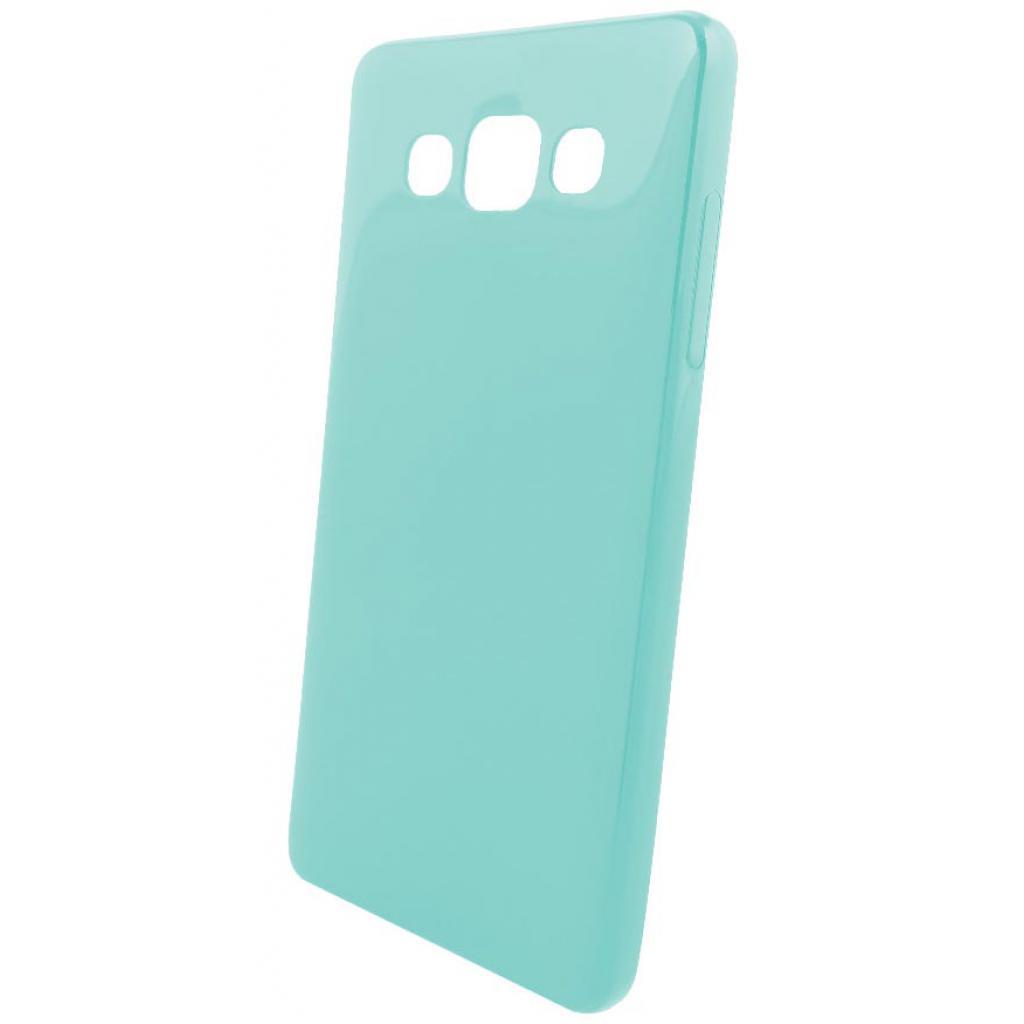 Чехол для моб. телефона GLOBAL для Samsung A500 (бирюзовый) (1283126467929)