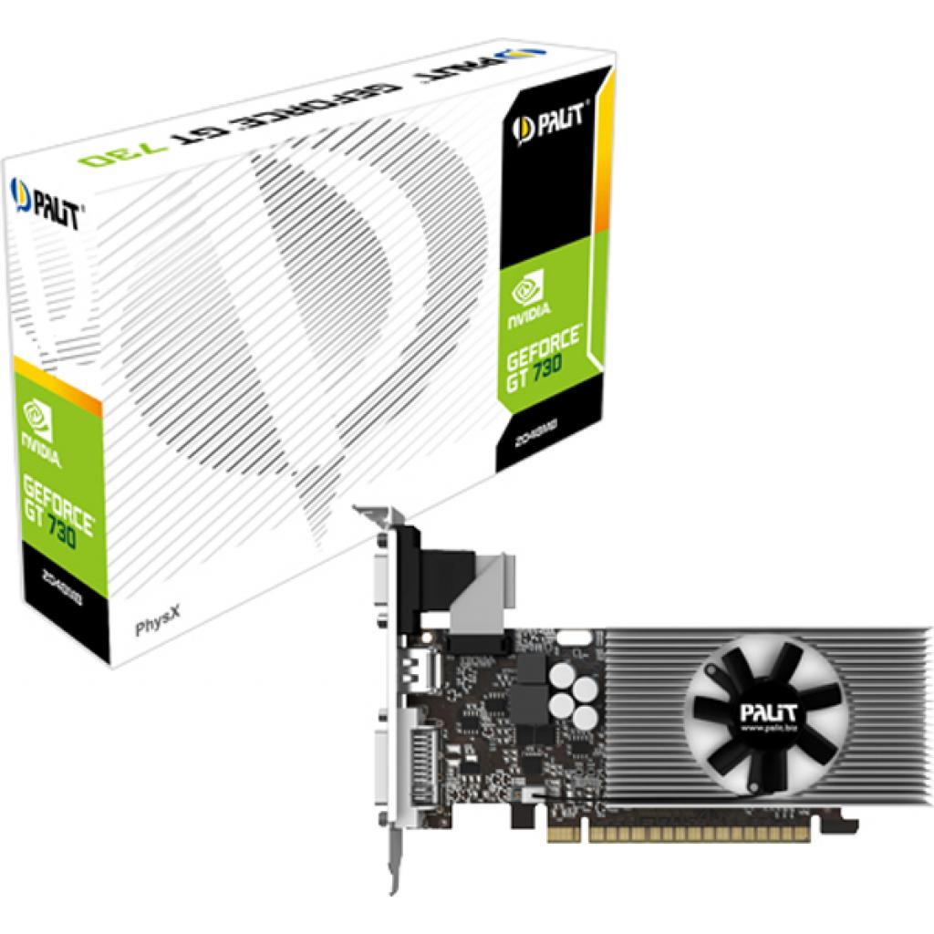 Видеокарта GeForce GT730 2048Mb PALIT (NEAT7300HD46-2080F) изображение 4