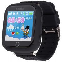 Смарт-часы ATRIX Smart watch iQ100 Touch Black