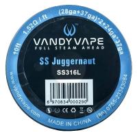 Проволока для спирали Vandy vape Juggernaut Wire (VVJGT)