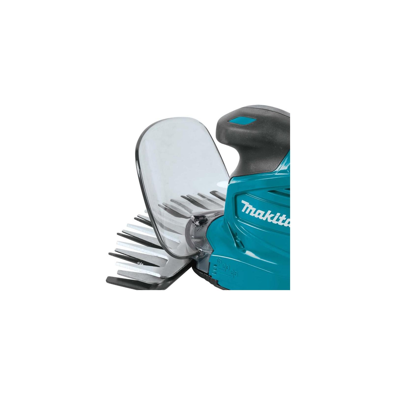 Кусторез Makita для травы аккумуляторные LXT, 18В, 160мм (DUM604Z) изображение 2
