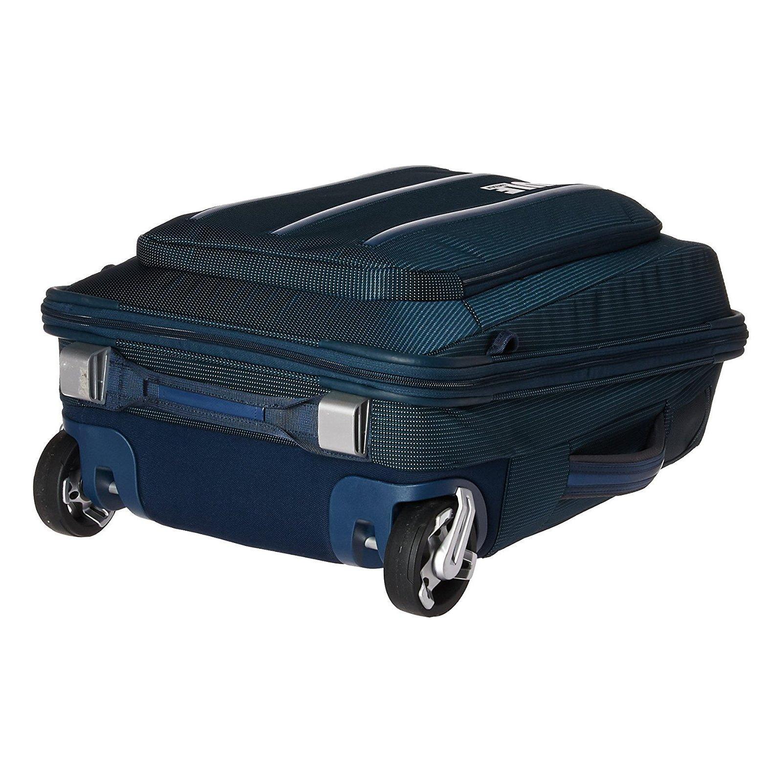 Чемодан Thule Crossover 38L Rolling Carry-On - Dark Blue (TCRU115DB) изображение 5