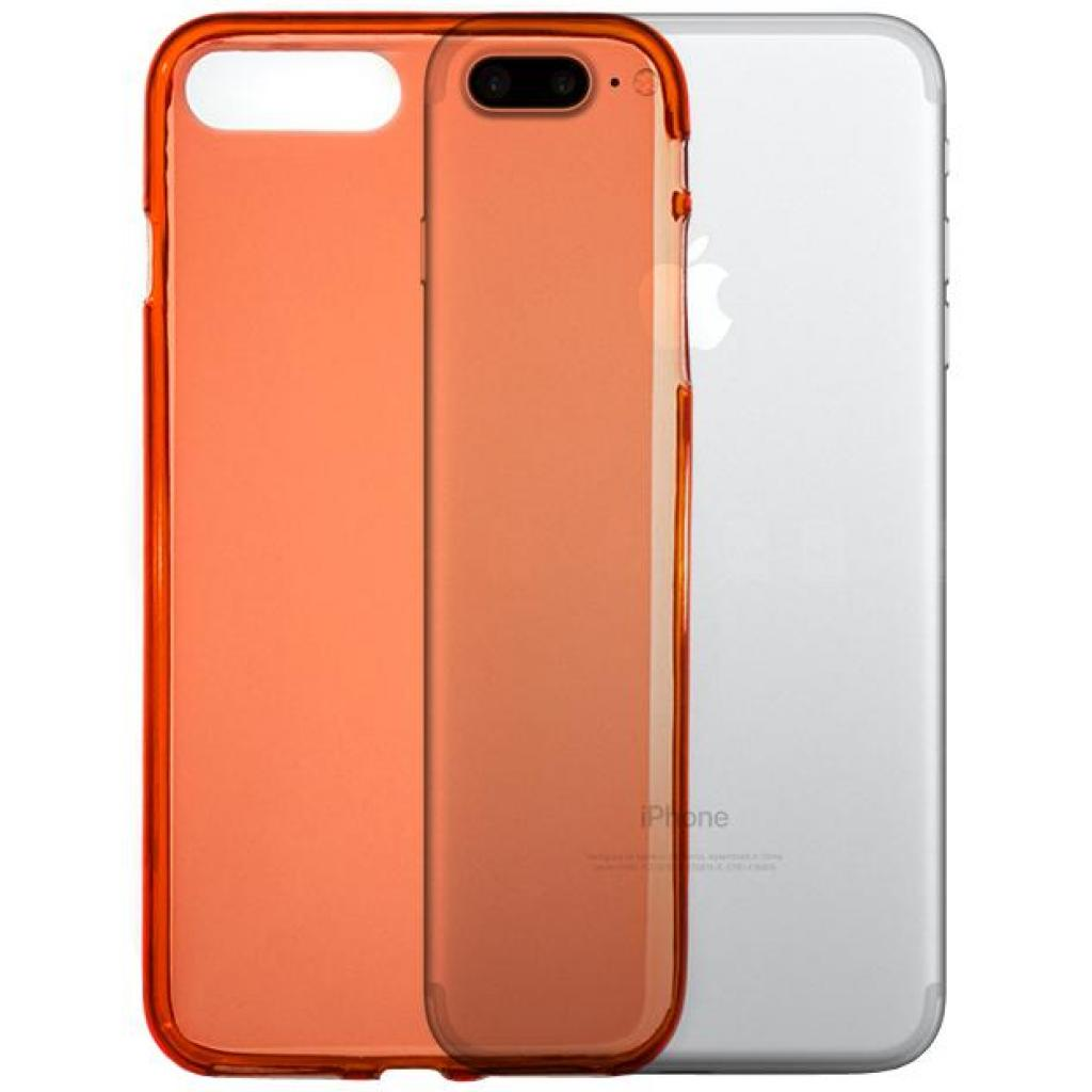 Чехол для моб. телефона Colorway TPU case for Apple iPhone 7/8 plus, red (CW-CTPAI7P-RD) изображение 2
