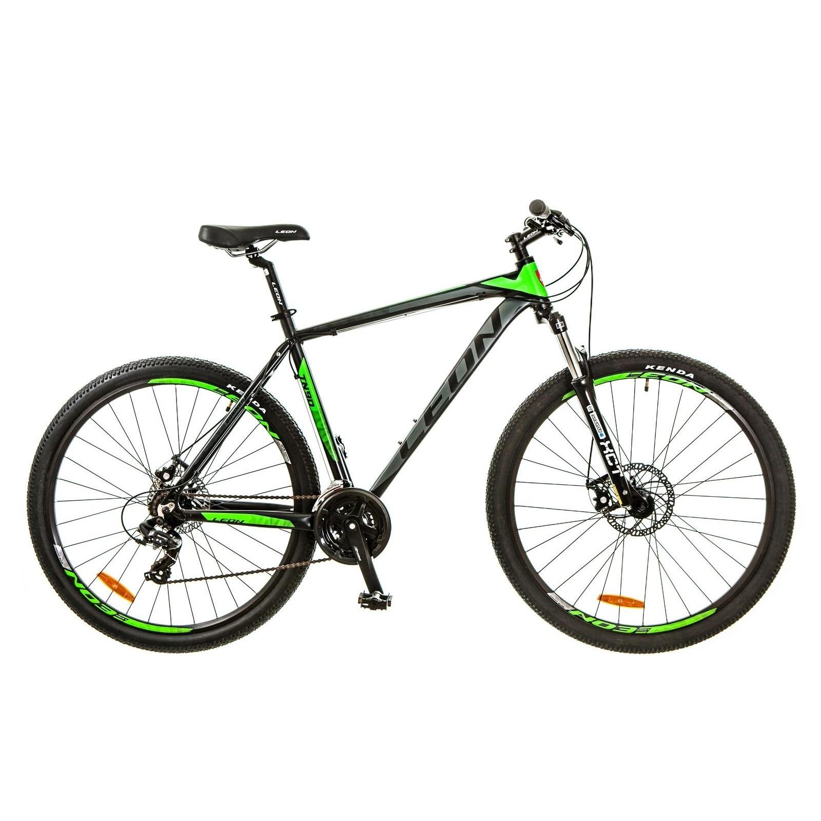 """Велосипед Leon 29"""" TN-90 2018 AM Hydraulic lock out 14G DD рама-18"""" Al (OPS-LN-29-044)"""