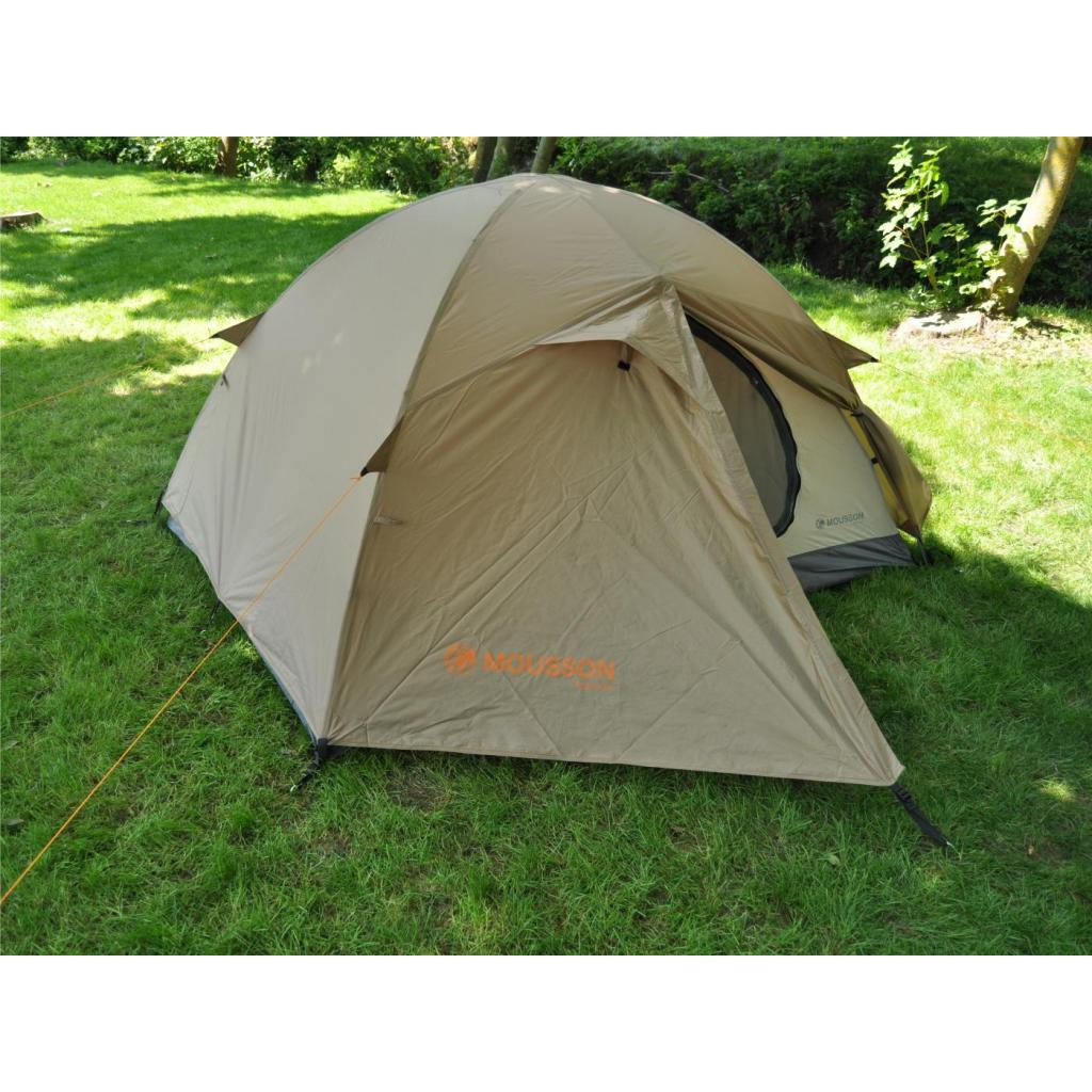 Палатка Mousson DELTA 2 AL SAND (7880) изображение 4
