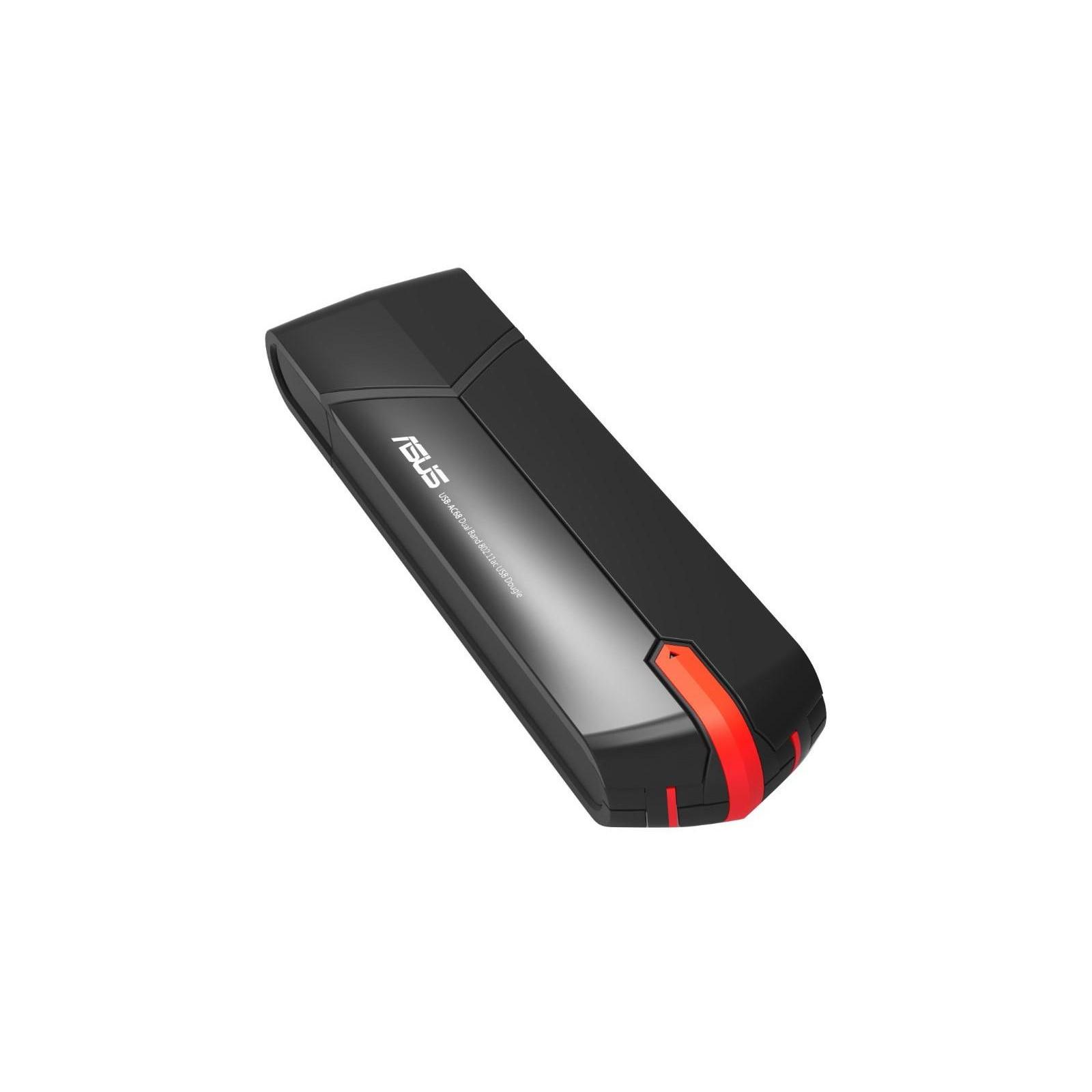 Сетевая карта Wi-Fi ASUS USB-AC68 изображение 2