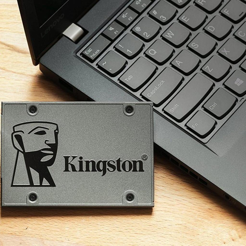 "Накопитель SSD 2.5"" 960GB Kingston (SA400S37/960G) изображение 5"