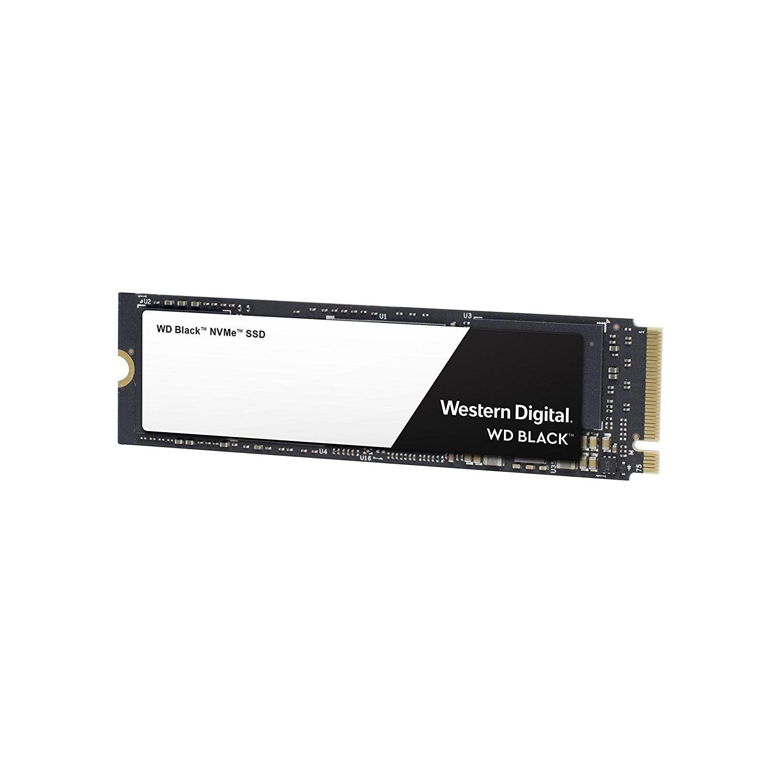 Накопитель SSD M.2 2280 500GB Western Digital (WDS500G2X0C) изображение 2