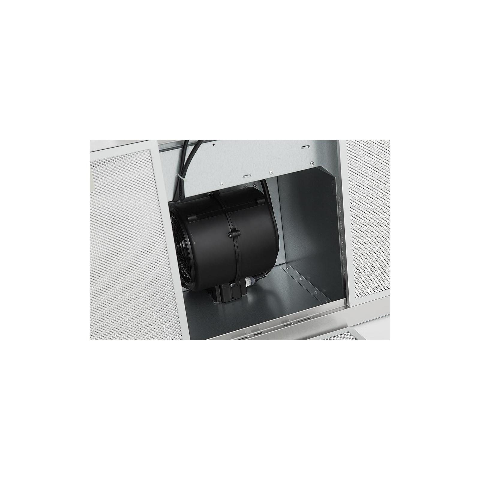 Вытяжка кухонная INTERLINE CUBA X/BL 90 TB/2/T изображение 4