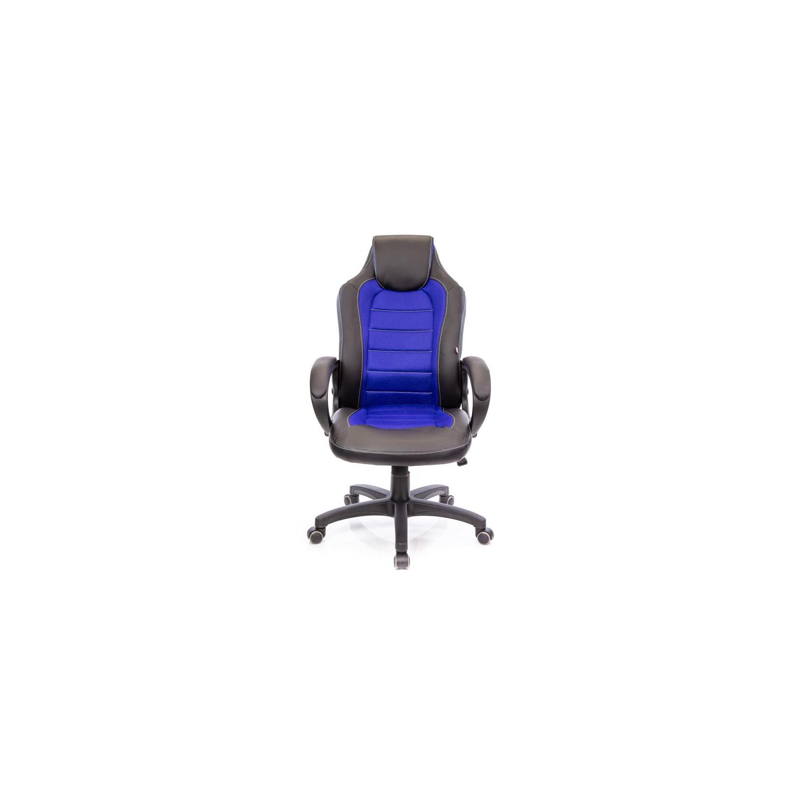 Кресло игровое АКЛАС Астон W PL TILT Синее (10472) изображение 2