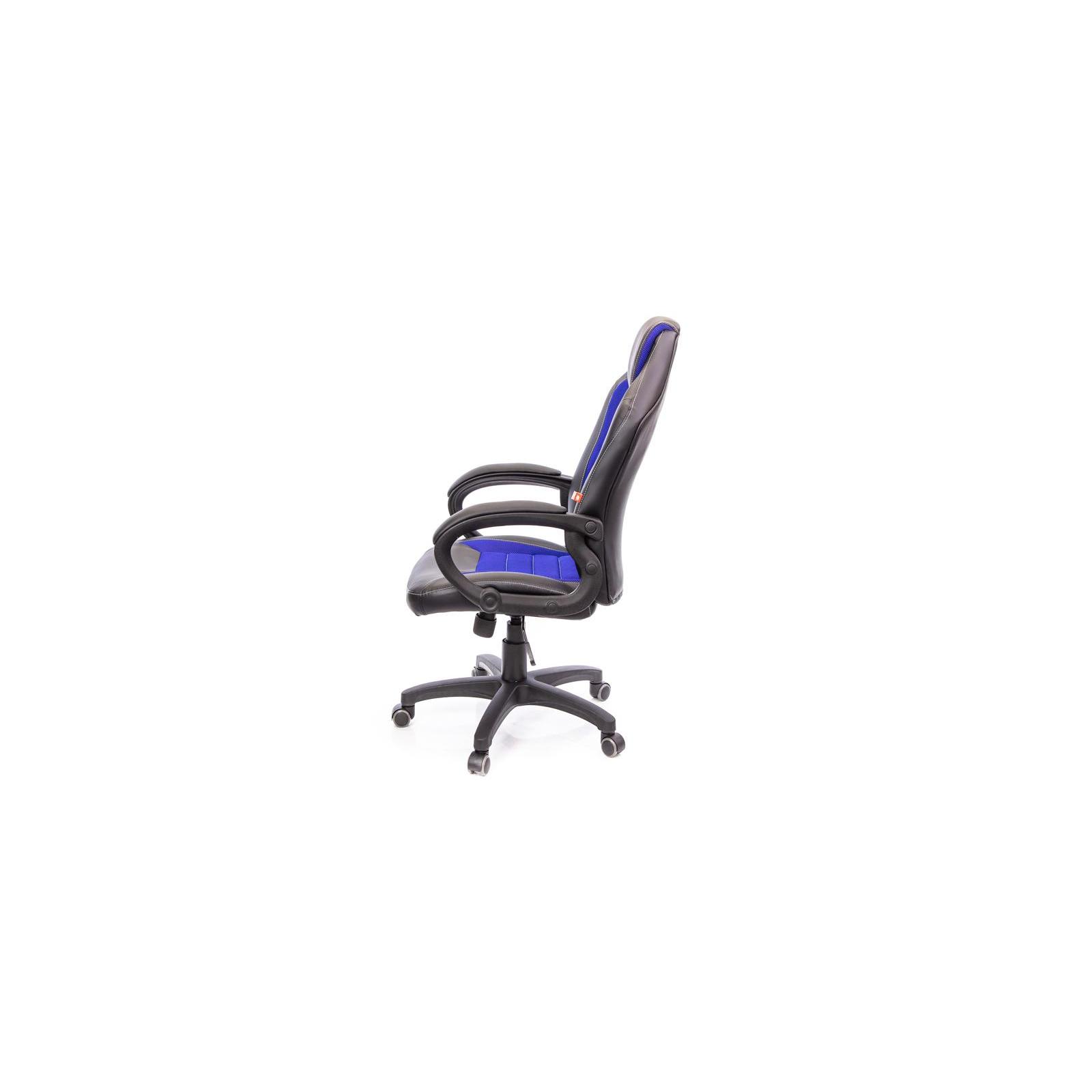 Кресло игровое АКЛАС Астон W PL TILT Синее (10472) изображение 3