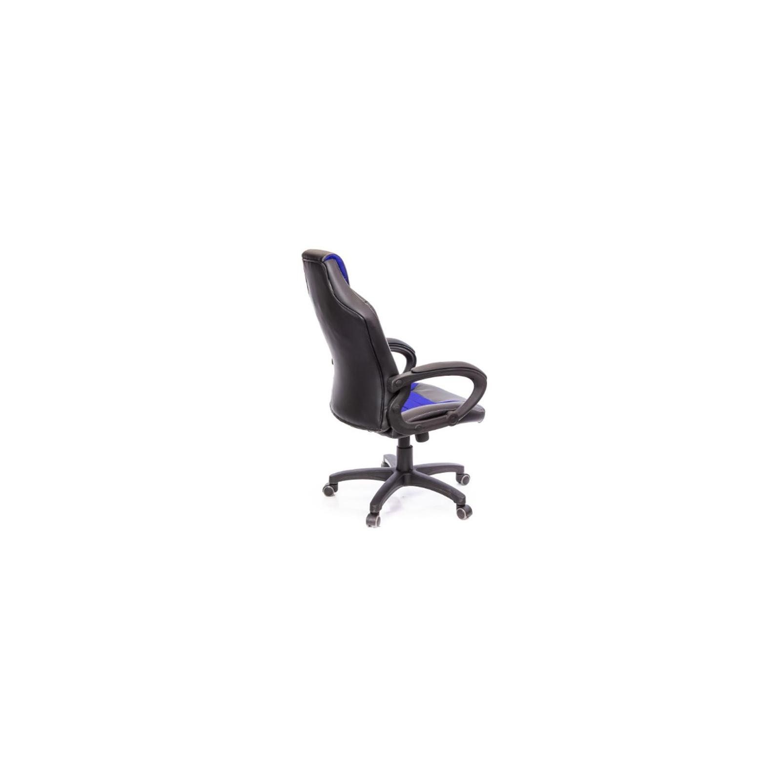 Кресло игровое АКЛАС Астон W PL TILT Синее (10472) изображение 5