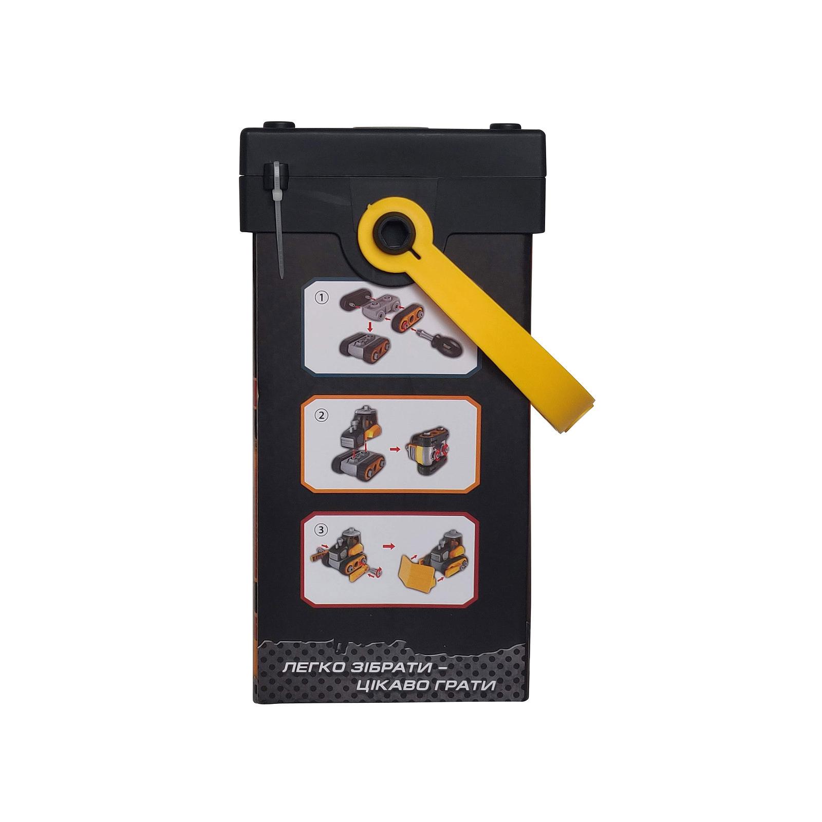 Конструктор Microlab Toys Строительная техника - снегоочиститель (MT8905) изображение 4