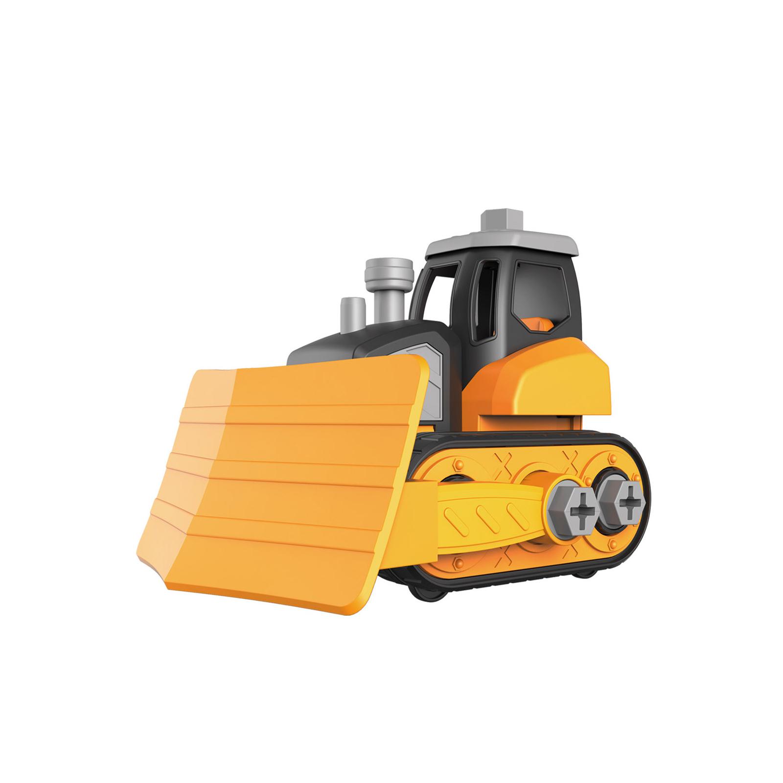Конструктор Microlab Toys Строительная техника - снегоочиститель (MT8905)