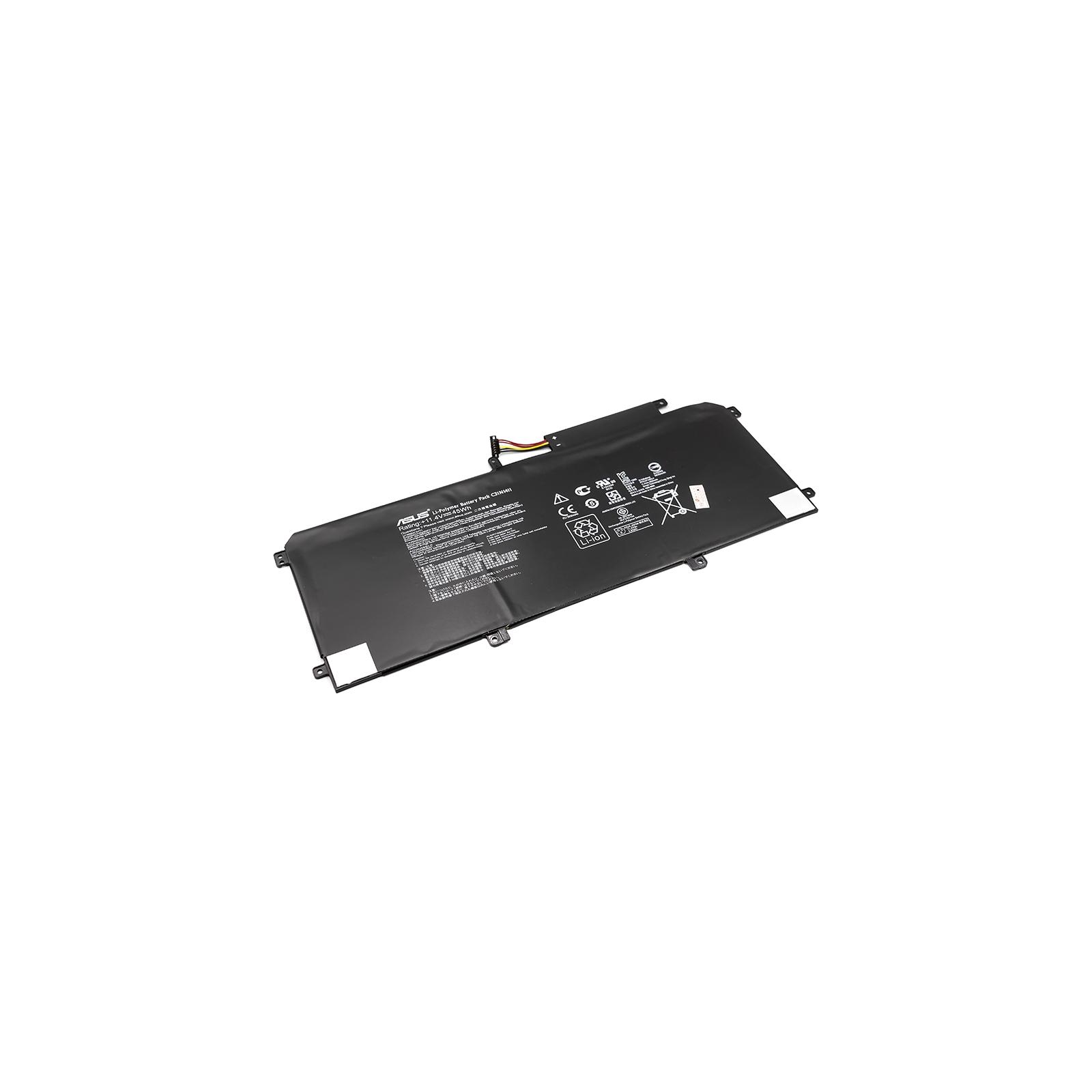 Аккумулятор для ноутбука ASUS Zenbook UX305 (C31N1411) 11.4V 45Wh (NB430901)