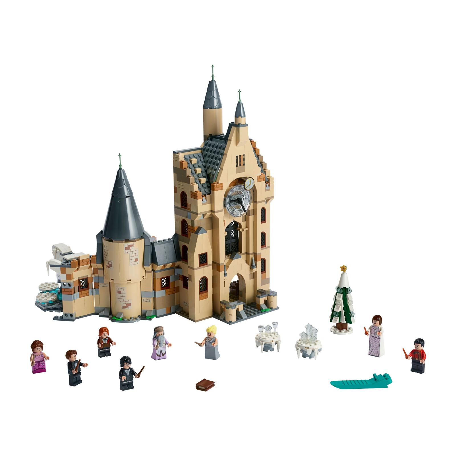 Конструктор LEGO Harry Potter Часовая башня Хогвартса 922 детали (75948) изображение 2
