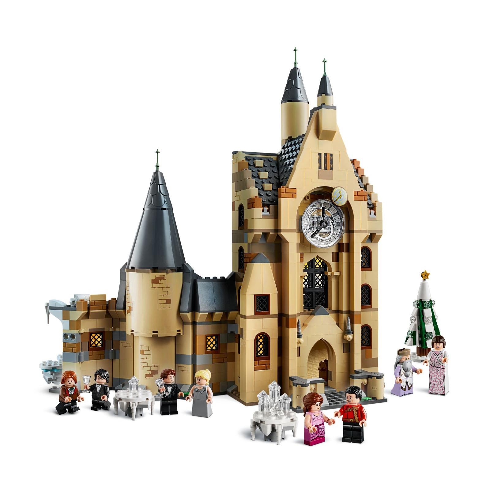 Конструктор LEGO Harry Potter Часовая башня Хогвартса 922 детали (75948) изображение 3
