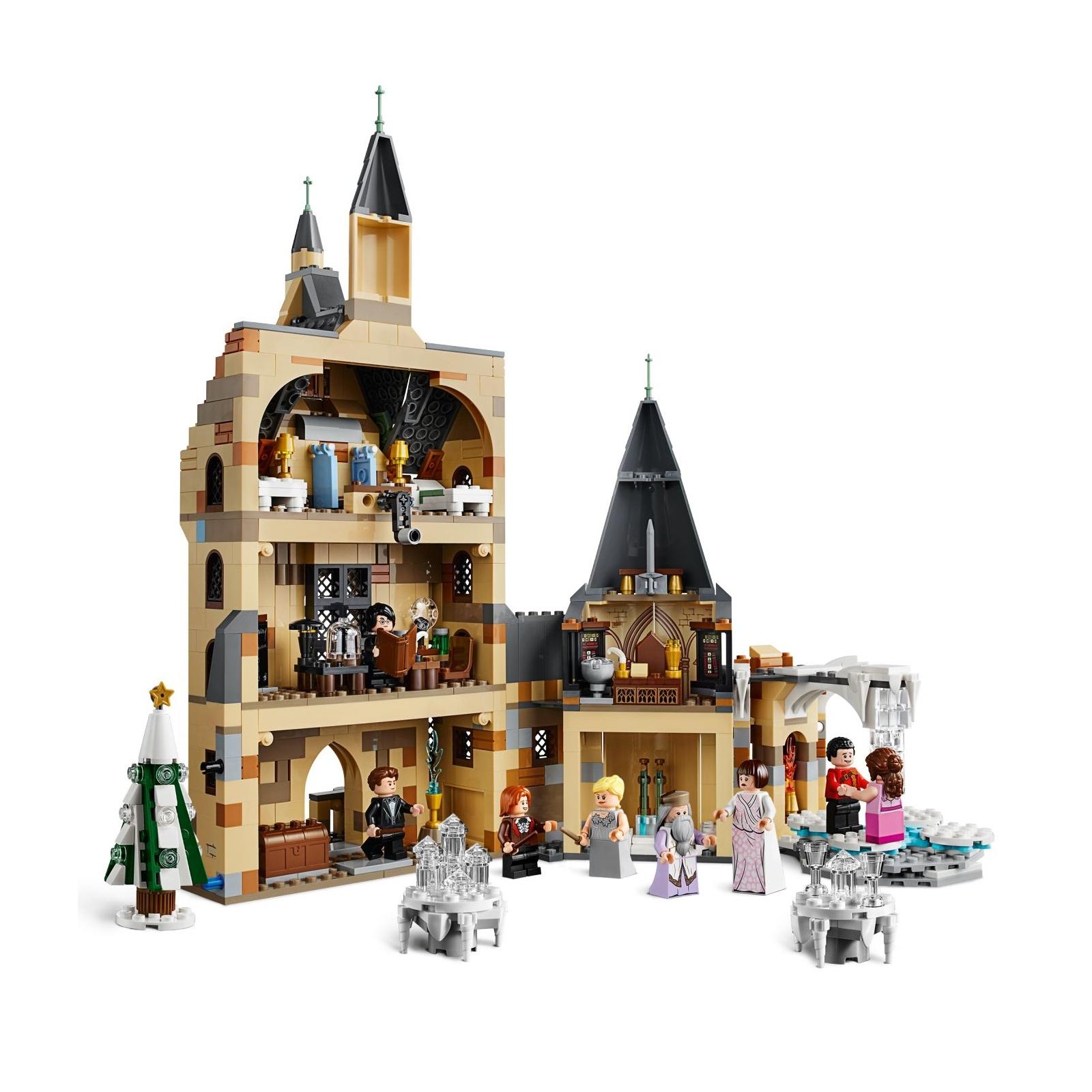 Конструктор LEGO Harry Potter Часовая башня Хогвартса 922 детали (75948) изображение 4
