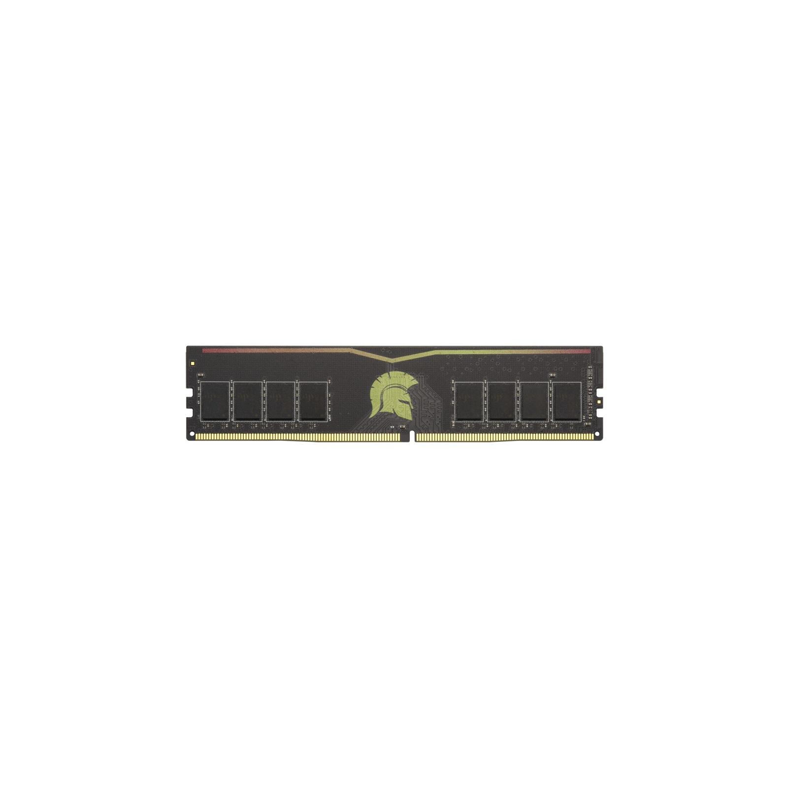 Модуль памяти для компьютера DDR4 8GB 3000 MHz Yellow eXceleram (E47064A)