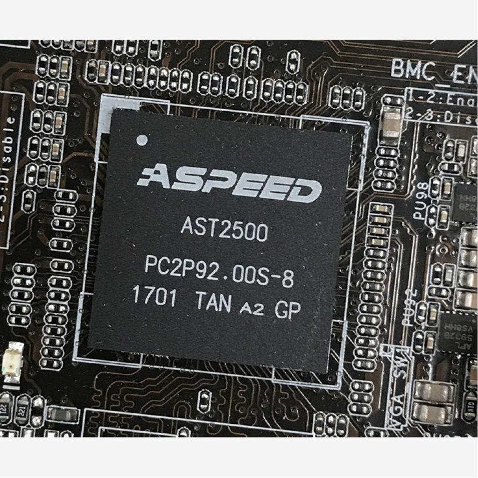 Контроллер ASUS ASMB9-IKVM изображение 2